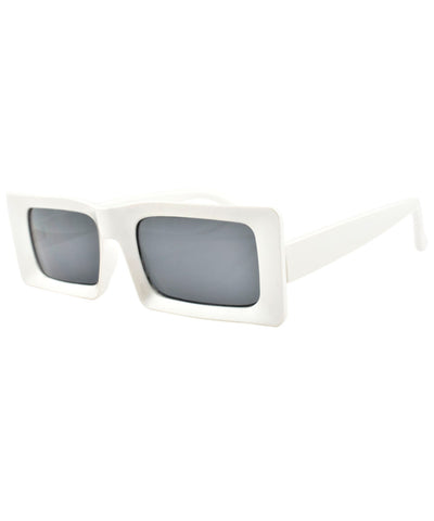 deuce white sunglasses
