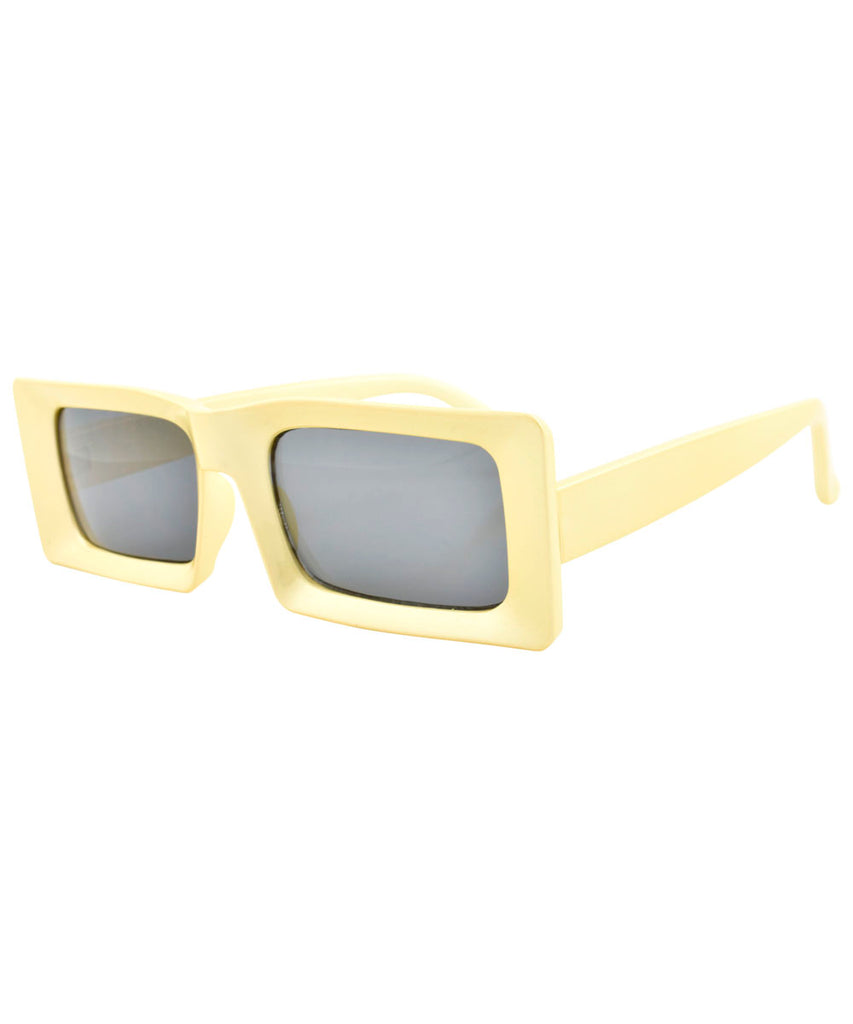 deuce yellow sunglasses