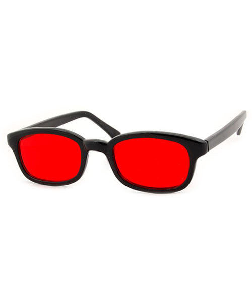 diablo red sunglasses