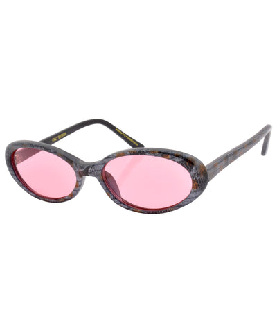 dinky pink sunglasses