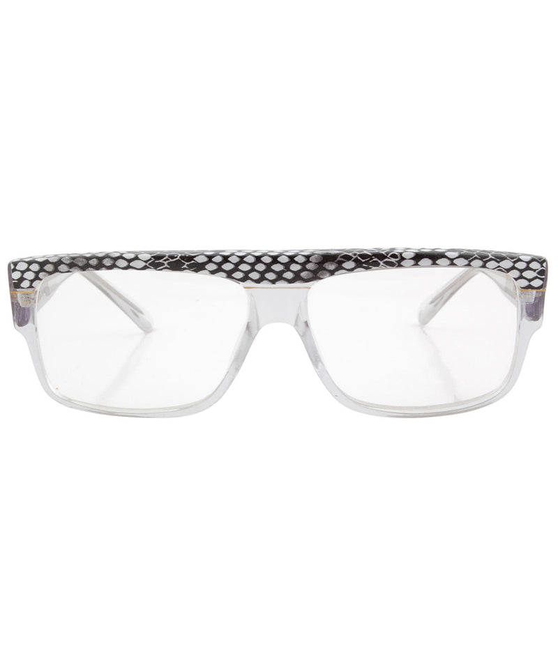 dippin crystal bw sunglasses