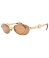 diptych gold sunglasses