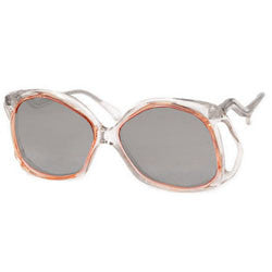 doe cognac sunglasses