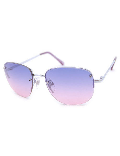 doobage purple pink sunglasses