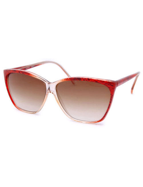 doris crystal demi sunglasses