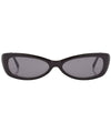 dot dot dot black sunglasses