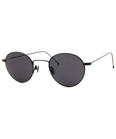 draft black sunglasses