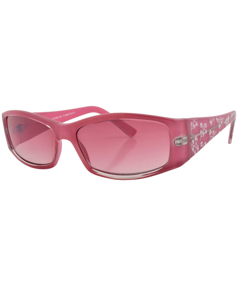 dreamtopia crystal pink sunglasses
