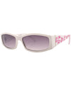 dreamtopia white sunglasses