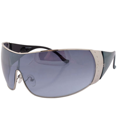 dropper aqua sunglasses
