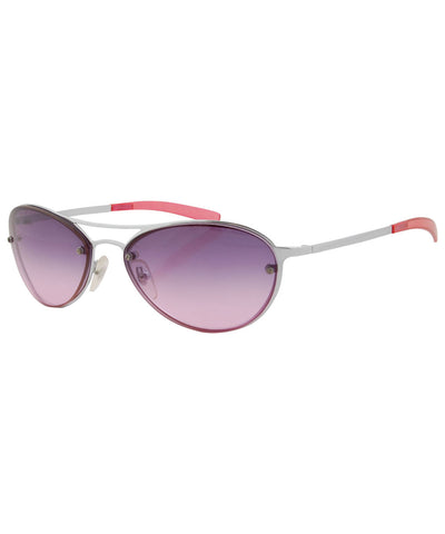 dubba purple sunglasses