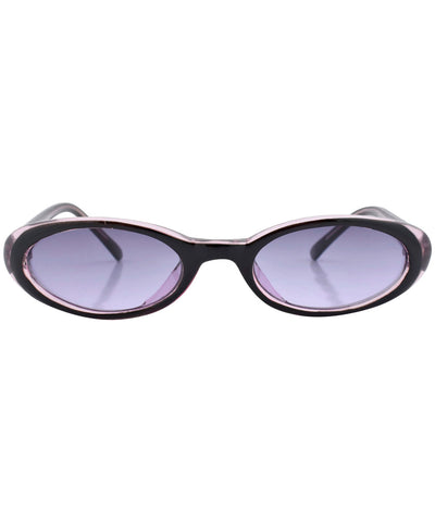 dunked purple sunglasses