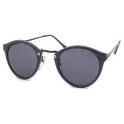 durham black black sunglasses
