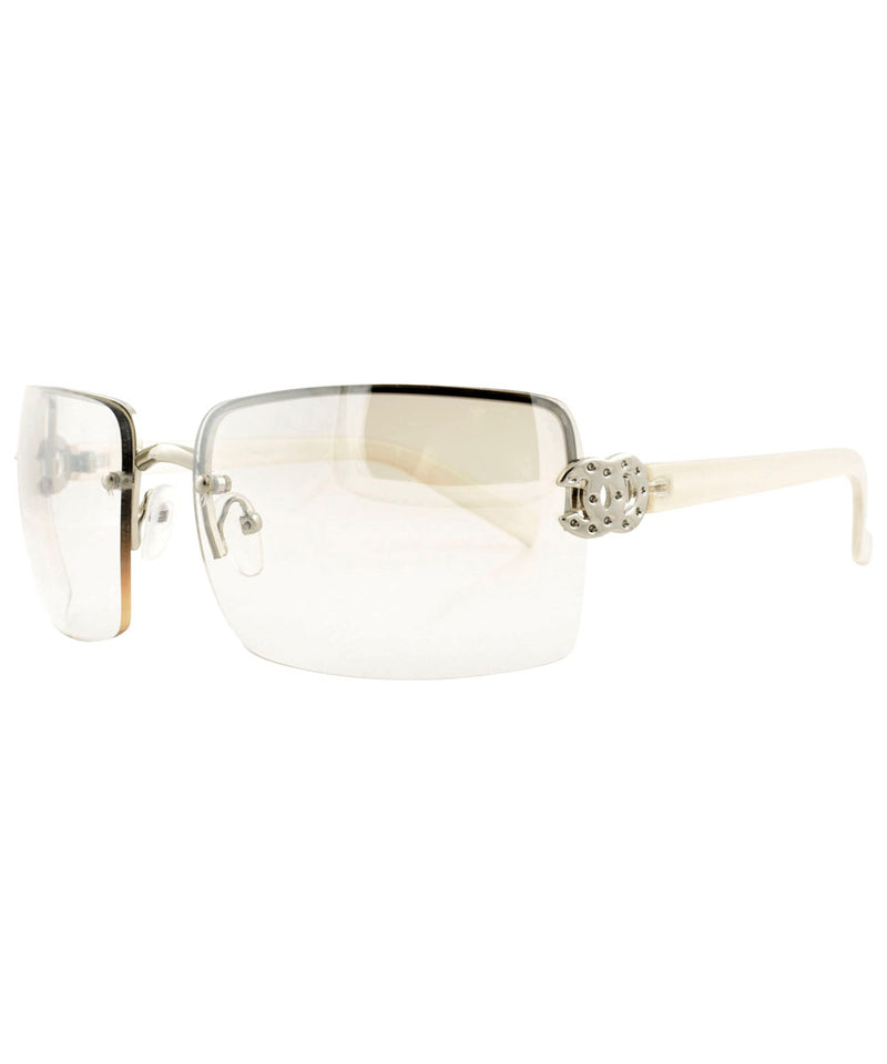 da oc silver flash sunglasses