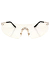 elegante crystal sunglasses