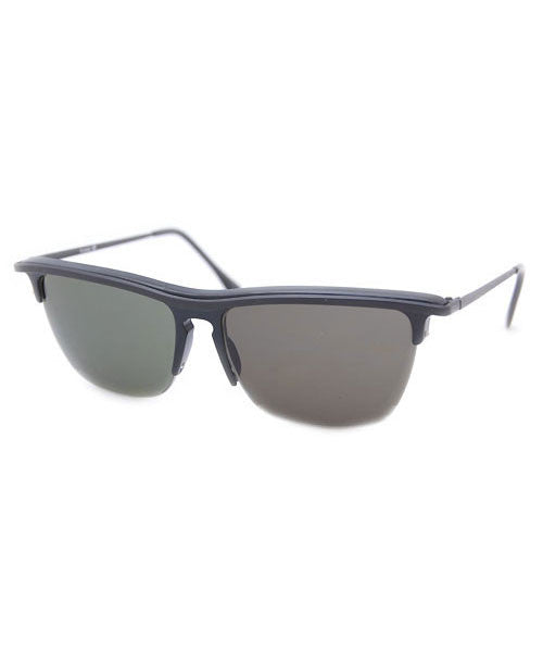 ellis black black sunglasses