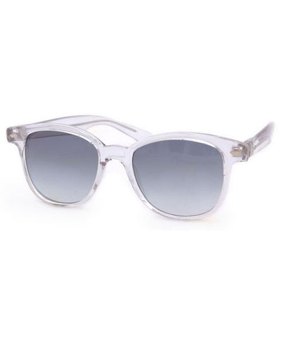 elucidate crystal smoke sunglasses