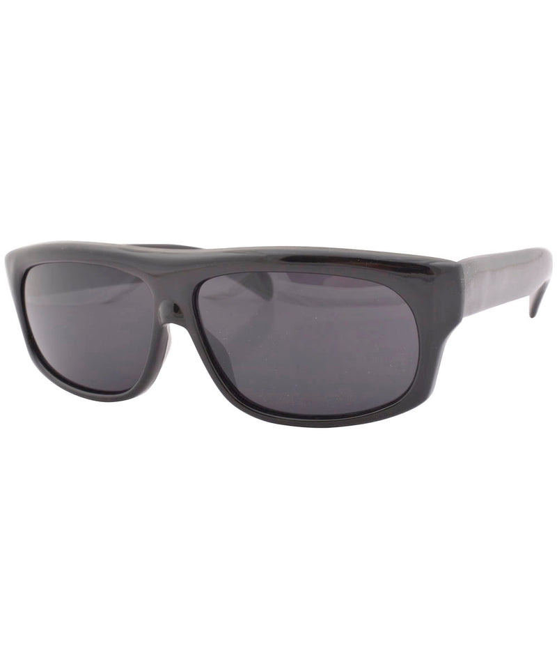 el lay black sunglasses