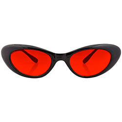 emkay black red sunglasses