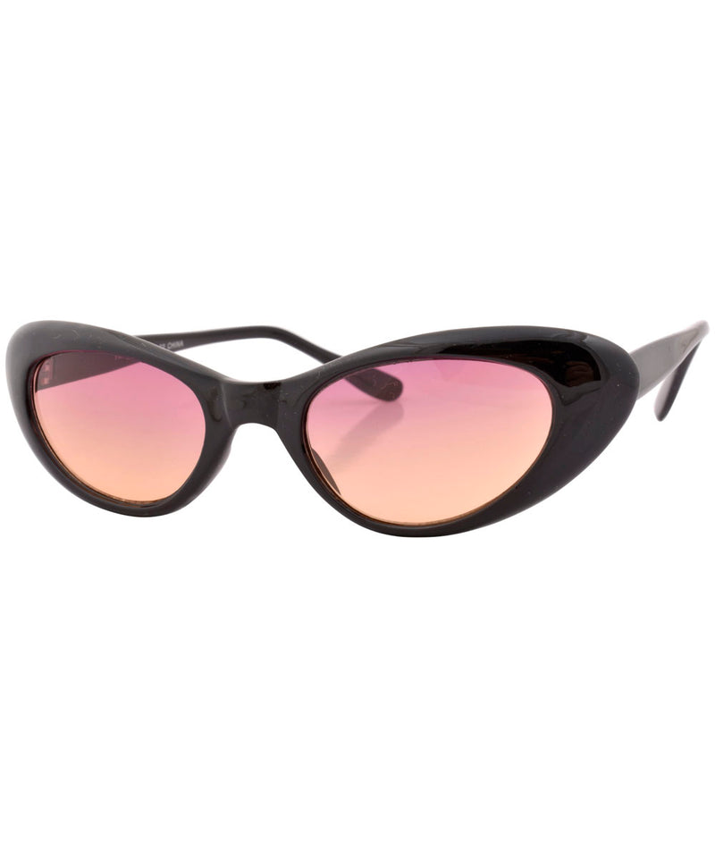 emkay black sunset sunglasses