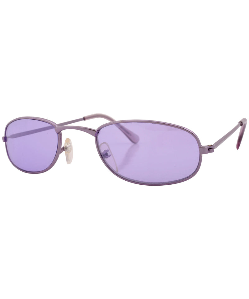emotion purple sunglasses