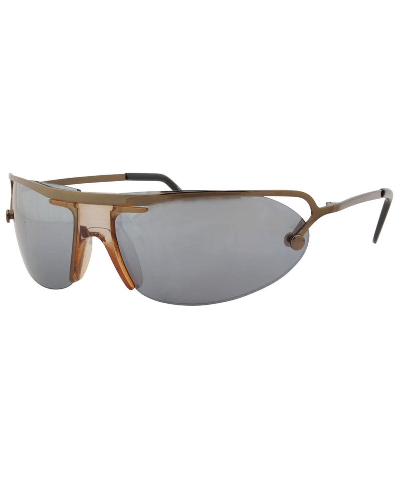 enterprise copper sunglasses