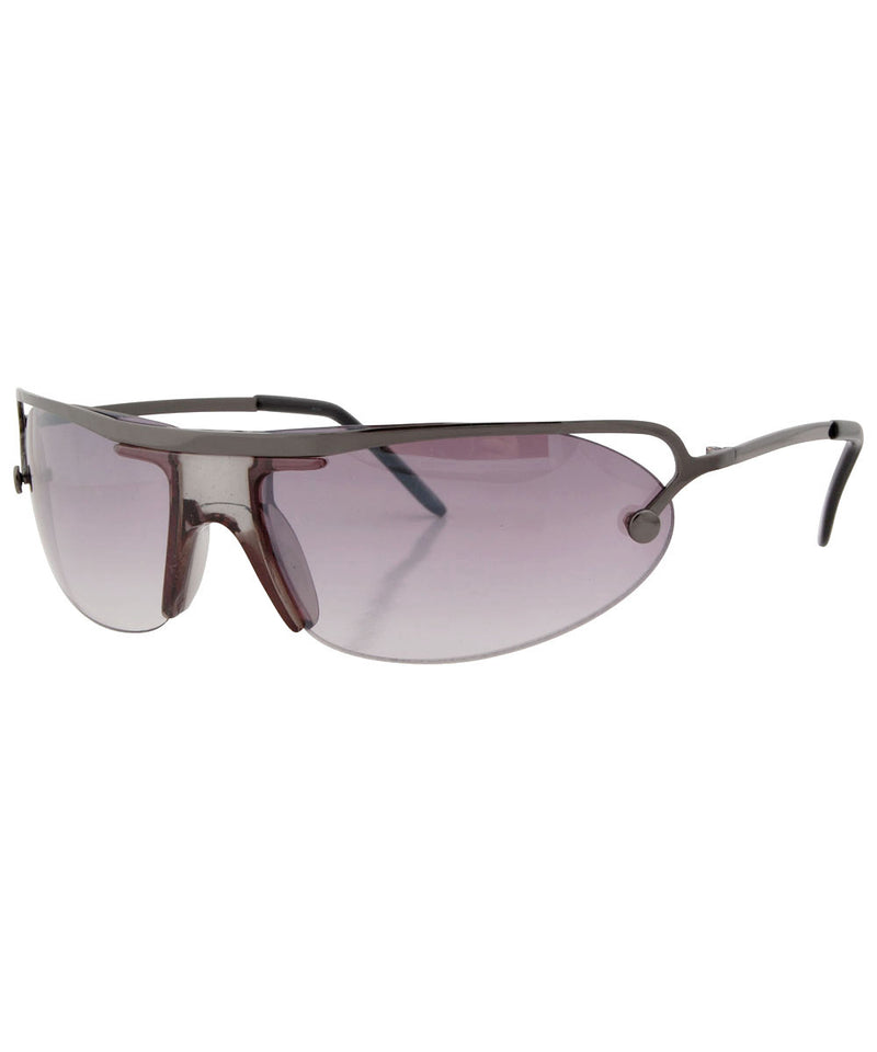 enterprise gunmetal sunglasses
