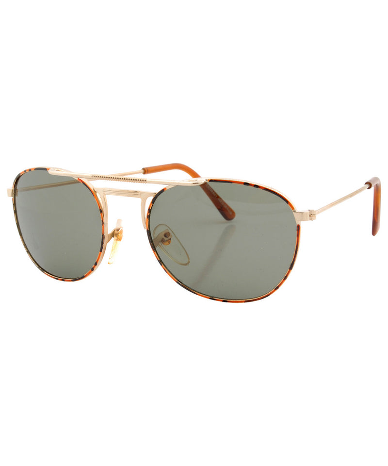 erroll gold sunglasses