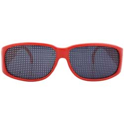 explicit red sunglasses