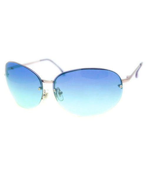 face aqua sunglasses