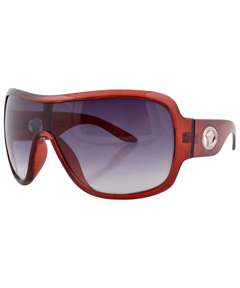 fame rust sunglasses