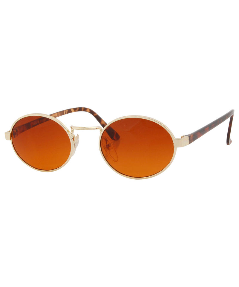 chizoola gold sunglasses