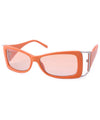 fash on orange sunglasses