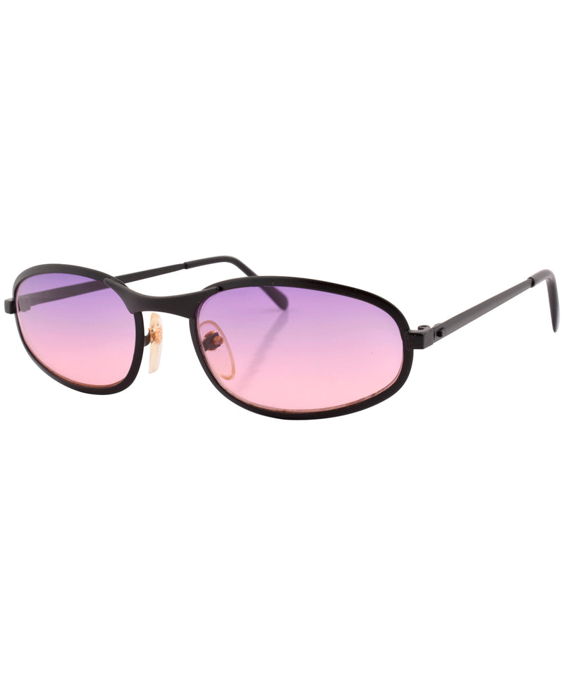 fate black purple sunglasses