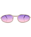 fate silver purple sunglasses