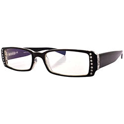 fiction black sunglasses