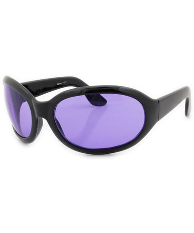 fifty seven purple sunglasses