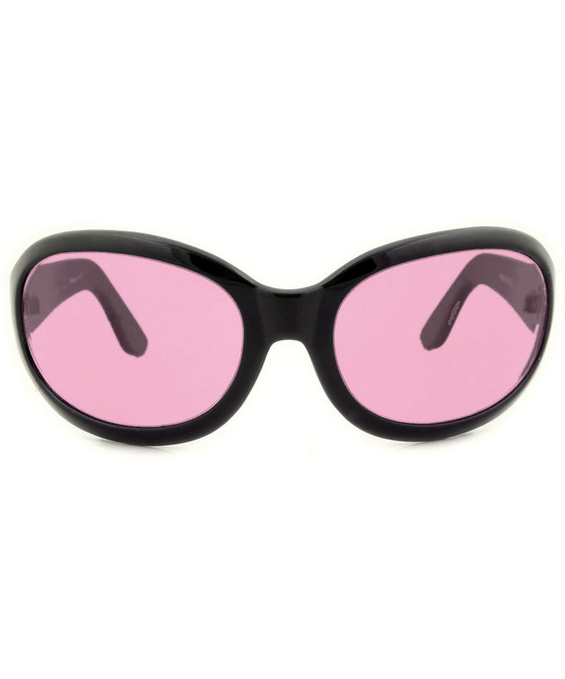 FIFTY SEVEN pink/black