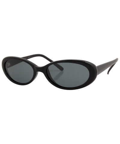 figgy black sunglasses