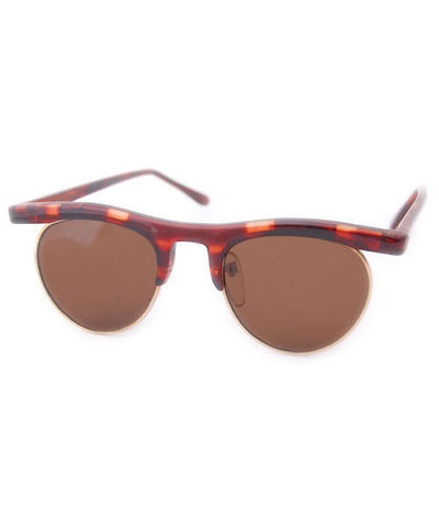 finery tortoise sunglasses
