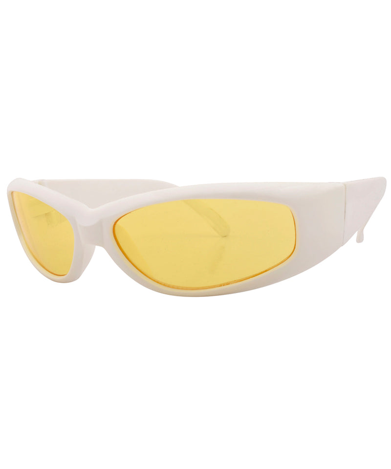 fire yellow sunglasses