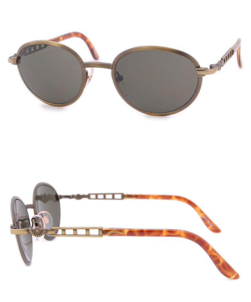 fitzgerald brass sunglasses
