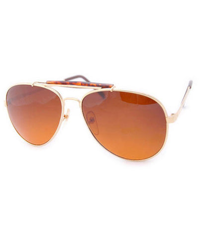 five o gold sunglasses