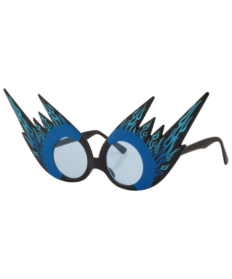 flamers blue sunglasses