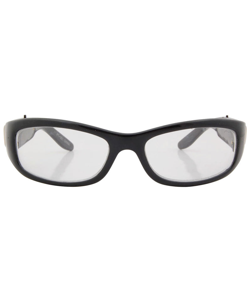 flasher black sunglasses