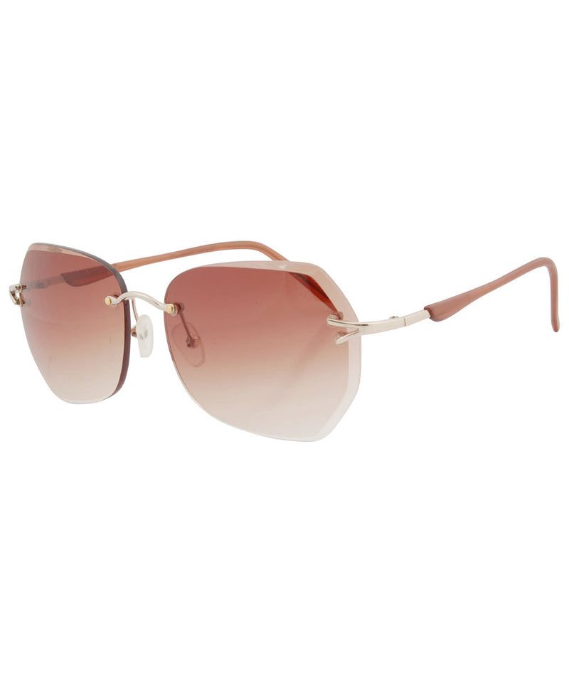 flit brown sunglasses