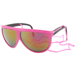fluoropa pink sunglasses