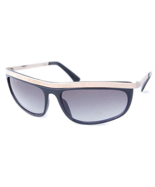 fluxus black sunglasses