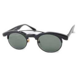 framy black black sunglasses