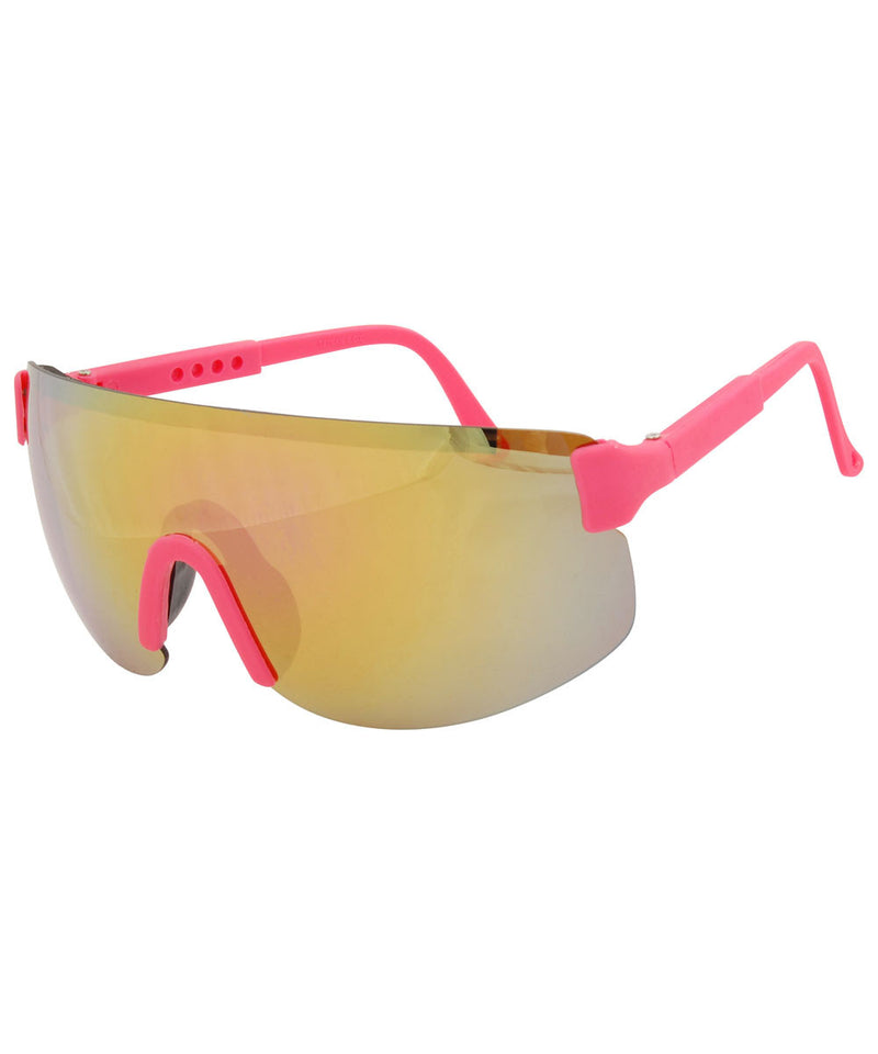 fresh pink sunglasses